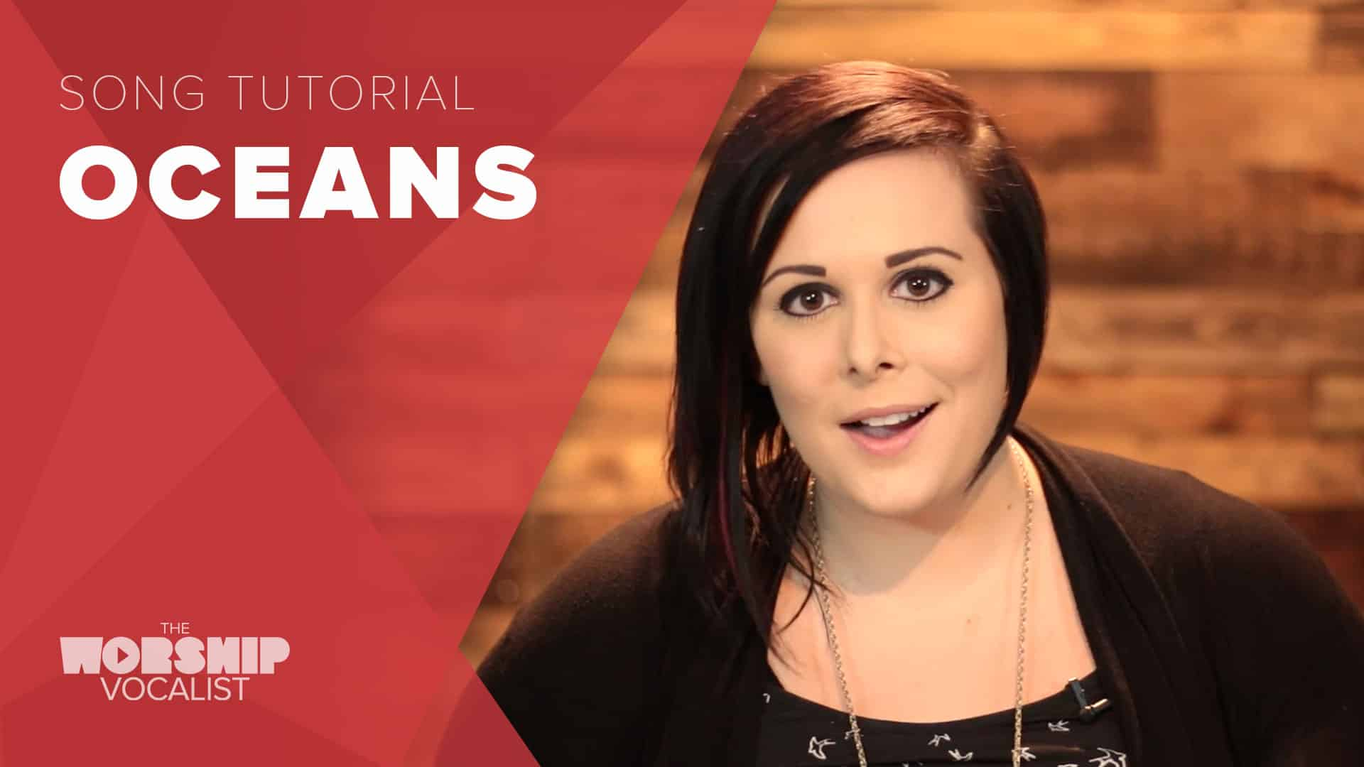 learn how to sing Oceans like Hillsong and Taya Smith