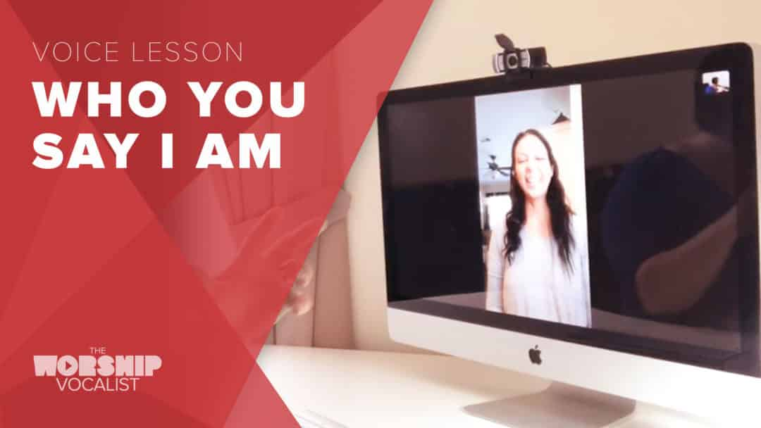 Who You Say I Am (Hillsong)