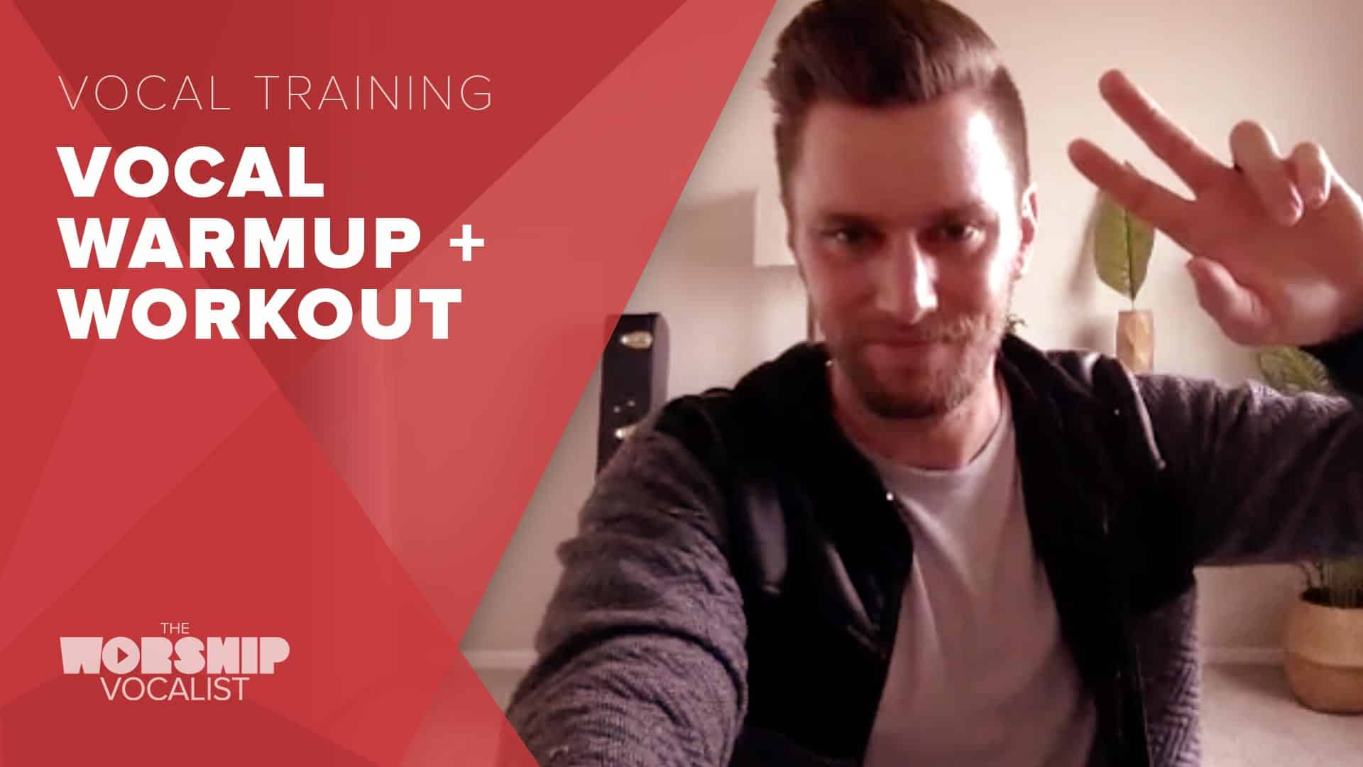 Vocal Workout with Tyler Wysong