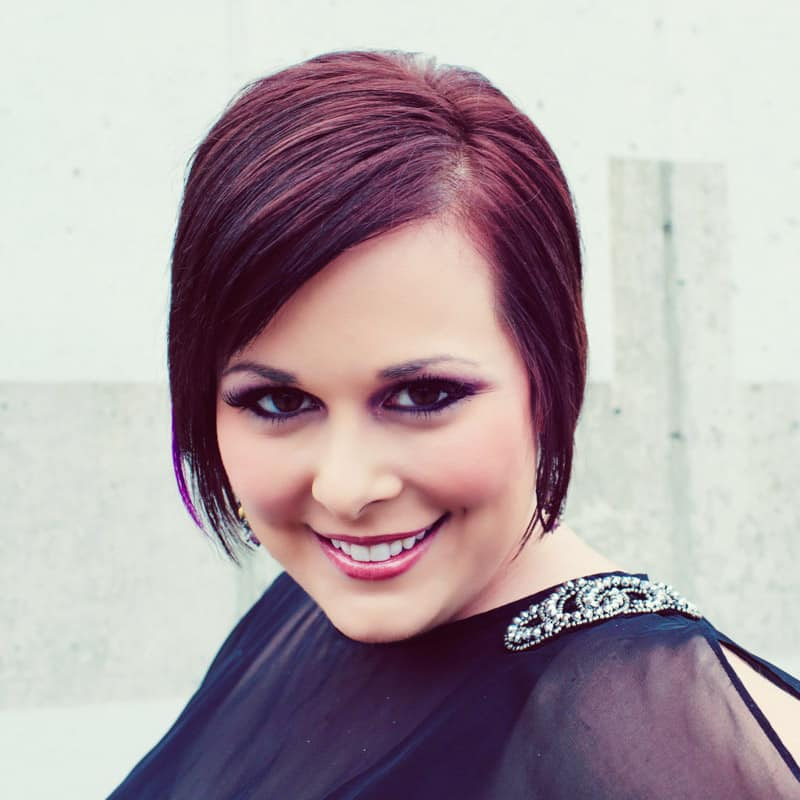 Vocal coach and trainer Charmaine Brown coaches worship singers and teams all over the world