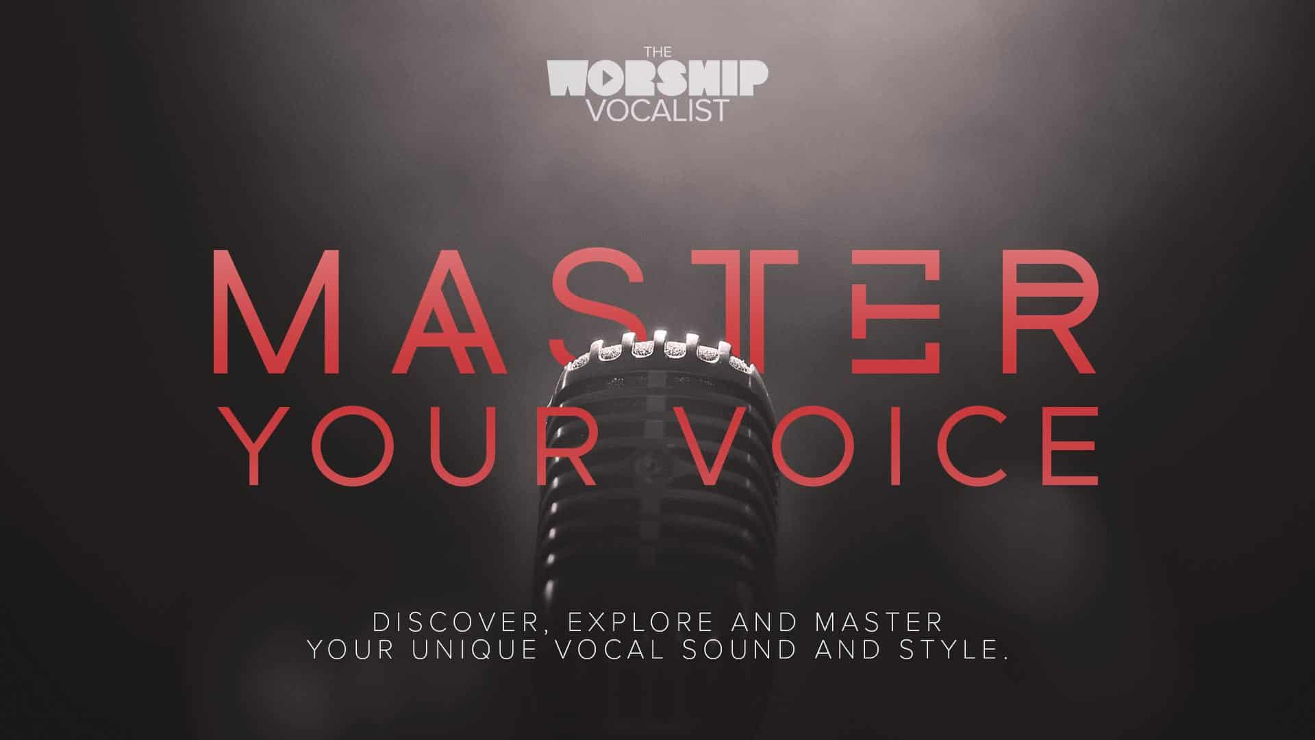 advanced singing training for worship singers for unique style
