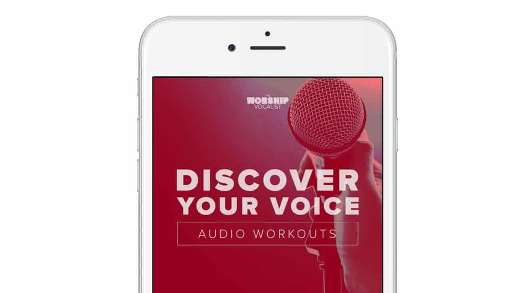 Listen to the audio workouts on the go