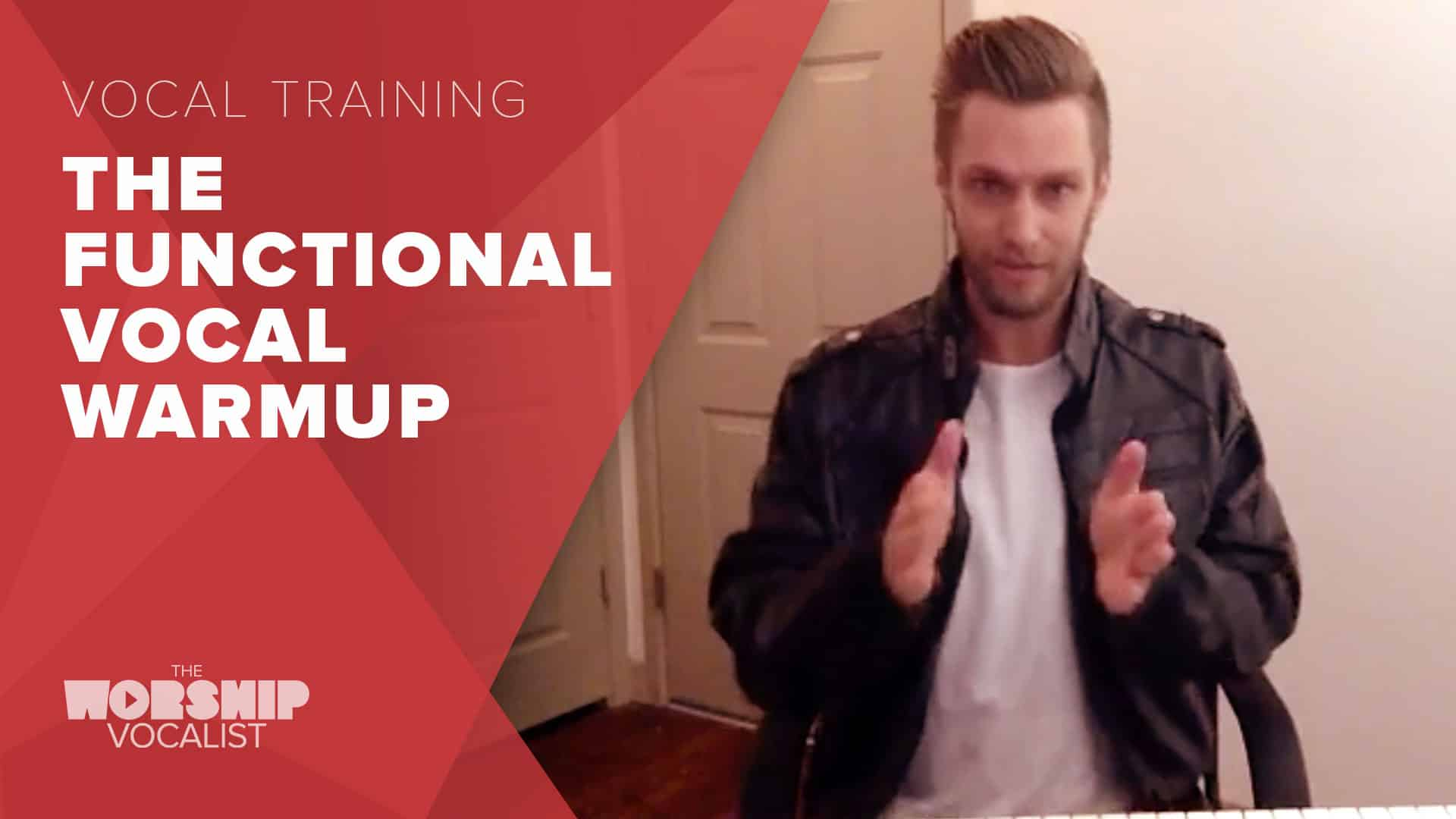 The Functional Vocal Warmup