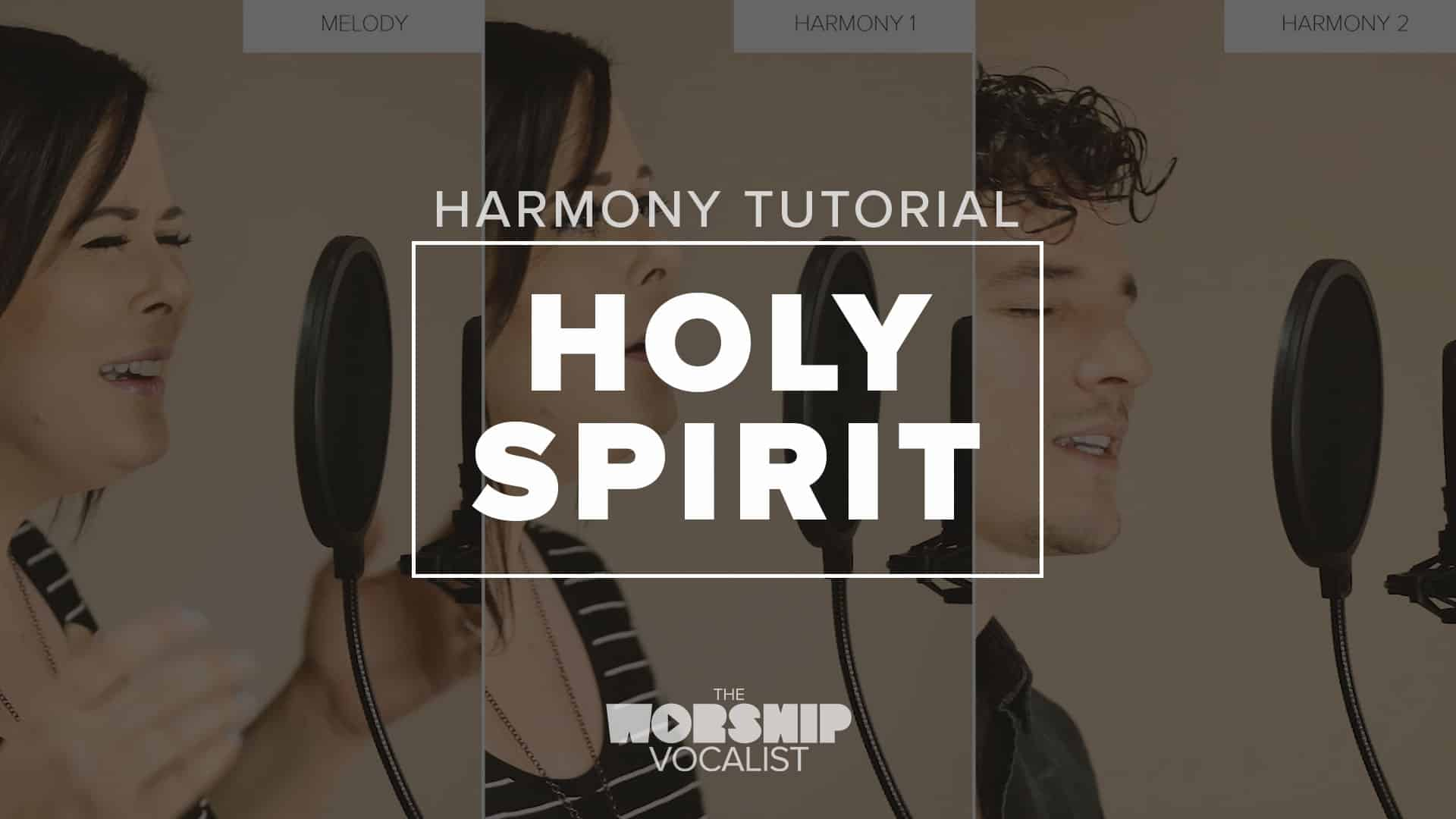 Holy Spirit (Kari Jobe/Francesca Battistelli/Torwalts)