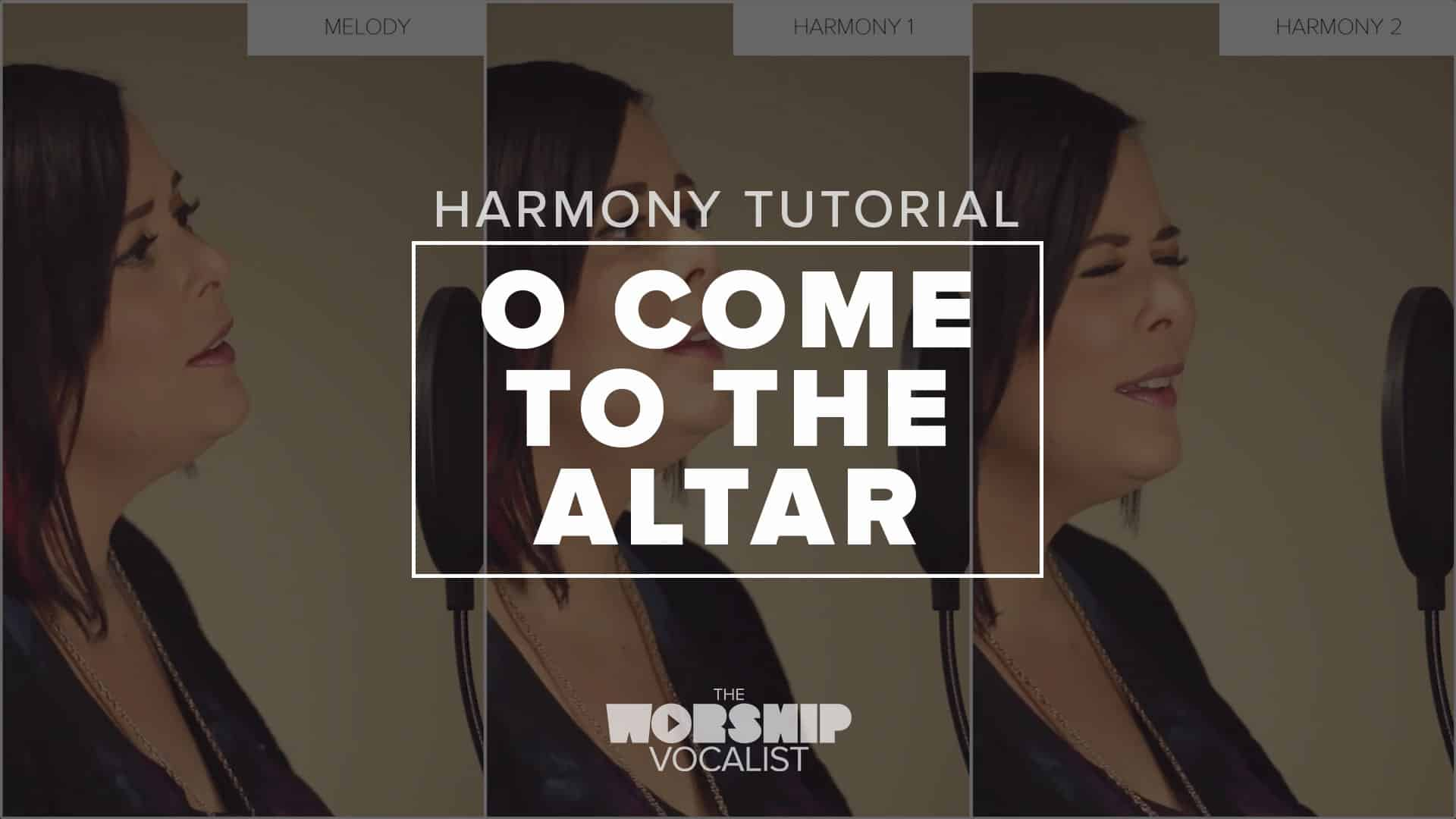 O Come To The Altar (Elevation)