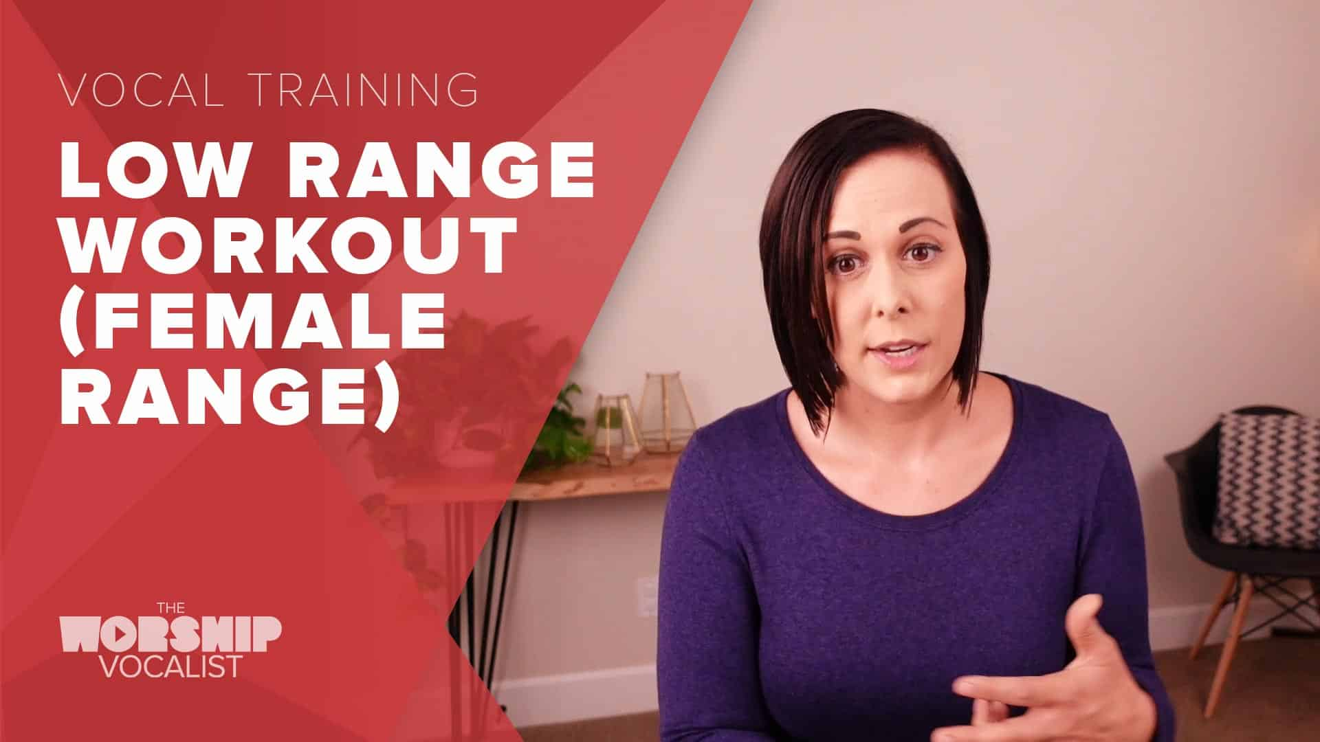 Low Range Workout - Female Range