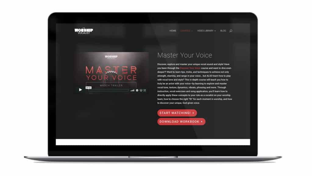 Watch all 30 video lessons (over 21 hours) from your phone or computer anywhere.