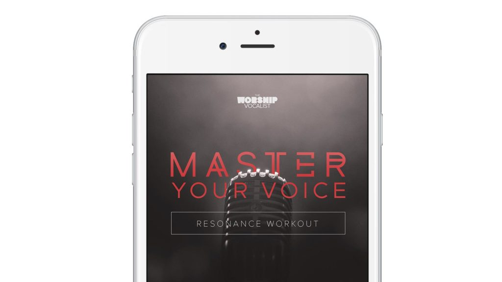 Exercise and train your voice with 21 different audio workouts