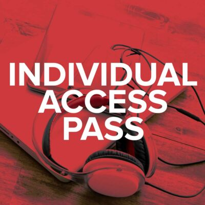 Worship Vocalist Access Pass - Individual