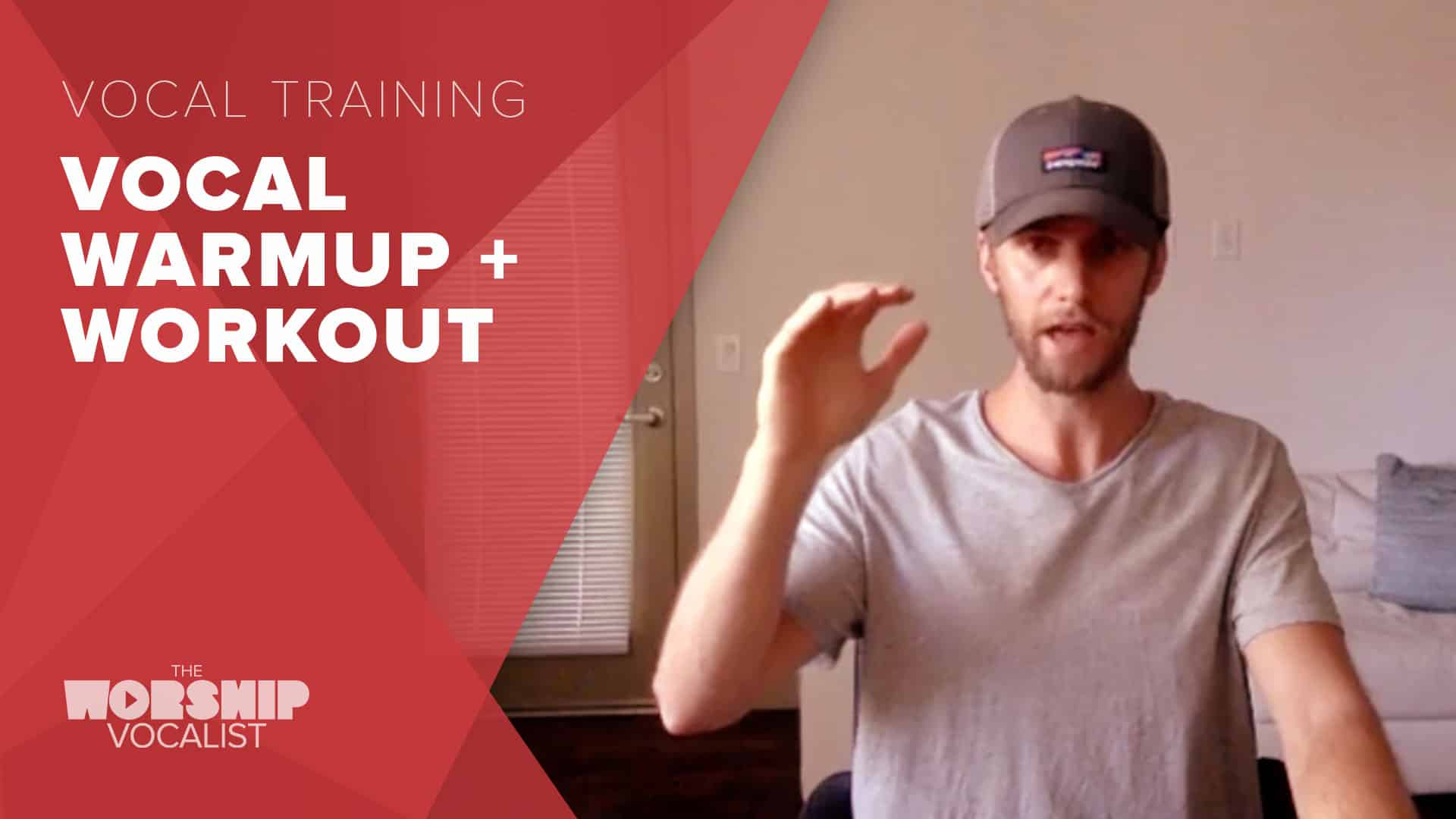 Vocal Warmup + Workout